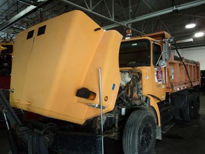 Fleet operations, fleet management, vendor-managed inventory, maintain vehicles and equipment, distribution management, warehousing services